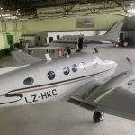 Летището в Горна Оряховица стана ръководен център за борба с градушките