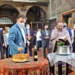 С благослов коалиция ГЕРБ-СДС стартира  предизборната кампания във Велико Търново