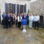 С ангажимент към ключови инфраструктурни проекти за областта стартира кампанията си Демократична България