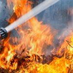 Пожар изпепели магазин в с. Павел